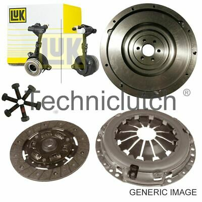 New Flywheel, Clutch Kit & Csc For Ford Focus Turnier 1.6 Tdci