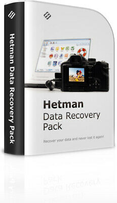 Hetman Data Recovery Pack 2.6 all in 1 ✅ Full Lifetime Version ✅ official Downlo