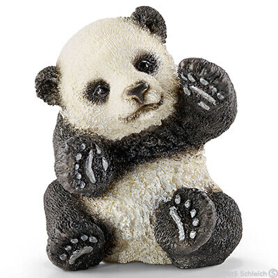 Schleich Panda Cub Playing 14734