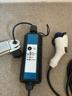 Mitsubishi Outlander PHEV Charging Cable Repaired
