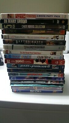 DVD,Film, Movies $5 each