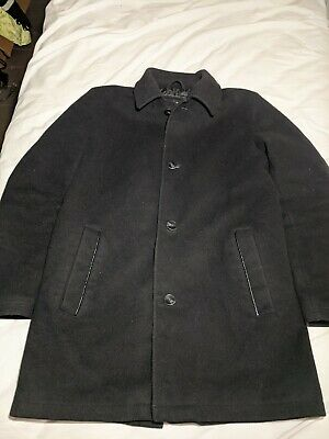 MEN/'S VINCE CAMUTO WOOL LUXE QUILTED COAT SIZE 38 40 42 SMALL MEDIUM LARGE BB202
