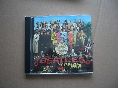 The Beatles - Sgt. Pepper's Lonely Hearts Club Band - Cd Album - Paul Mccartney