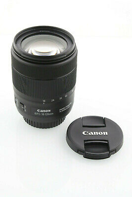 CANON EF-S 18-135mm f/3.5-5.6 IS USM Lens Nano USM