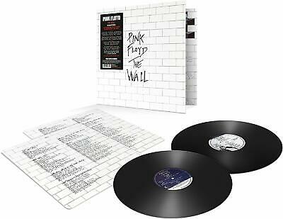"""Pink Floyd """" The Wall Remastered  """" 180G Double Vinyl Album """" New & Sealed"""