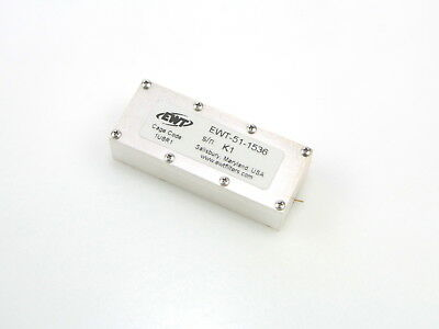 2 Ewt Bandpass Filter Ewt-51-1536