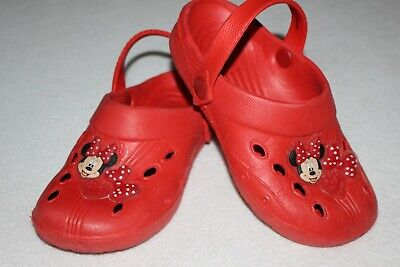 Shoes: Gorgeous red sandals by Next  ~ Minnie Mouse ~, UK 12