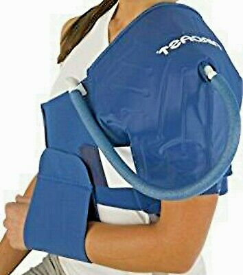 Aircast Cryo Cuff Cryocuff Shoulder Pad w/ Xlong Straps Used Condition
