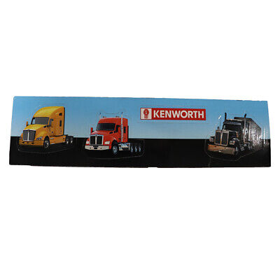 Kenworth Custom Pop-Out Magnets 4 piece car truck refrigerator magnet new KW