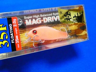 Zipbaits Rigge 35F Floating Lure 992 9387