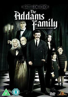 The Addams Family: Season 3 [DVD] [1966], Excellent DVD, Felix Silla,Marie Blake