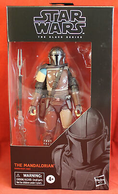 "Star Wars 6"" Action Figure Black Series - #94 The Mandalorian"