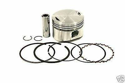 1mm Over for Yamaha TTR250 1999-2006 Wiseco Piston Ring Set 74mm