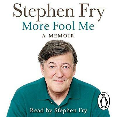 More Fool Me by Fry, Stephen, NEW Book, FREE & FAST Delivery, (Audio CD)