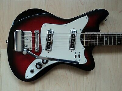 Vintage Sammlerstück- Diaston Jazzmaster, Made in Japan 60erJahre !!!
