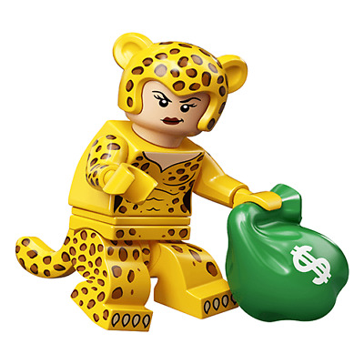 Lego Minifigure DC Super Heroes Series - #6 Cheetah 71026 BRAND NEW