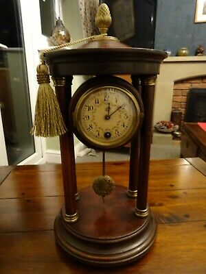 HAC Bandstand Clock Pre 1900 in ecxcellent and beautiful condition