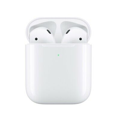 Apple AirPods with Wireless Charging Case (2nd Generation)
