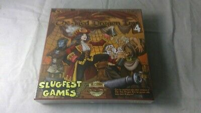 Red Dragon Inn 4 Board Game (Damaged Box) Brand New & Sealed