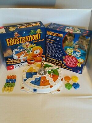 The Original Frustration Board Game with Slam-O-Matic - Complete superb
