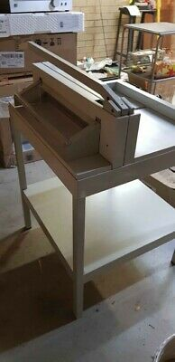 Industrial Guillotine Cut up to 500 A4/A3 Sheets at a time, Safe, easy, Quick