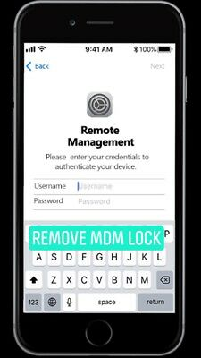 Apple Mdm Remote Management Profile Remove Service Any Ios Device ✅