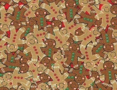 CHRISTMAS Gingerbread Cookies Men Ginger Decorated Houses Sticko Stickers