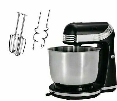 Processor Kitchen Blender 3L Stainless Steel Bowl Kneading Machine Mixer in Red