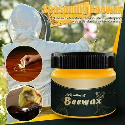 Wood Seasoning Beewax Complete Solution Furniture Care Beeswax 2020 ORIGINAL AU