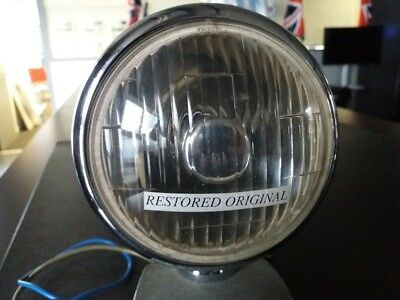 Mg Tc Original Fog Lamp Lucas Sft 462