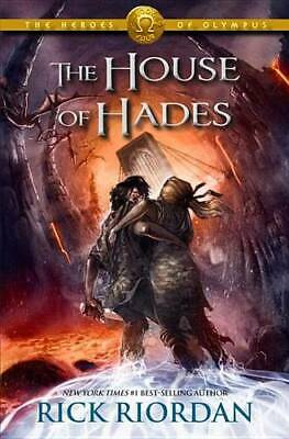 The Heroes of Olympus, Book Four the House of Hades, Riordan, Rick, Very Good Bo