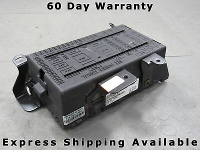 06 Ford F250 F350 Fuse Relay Center Power Distribution Module 6C3T-14A067-BD F
