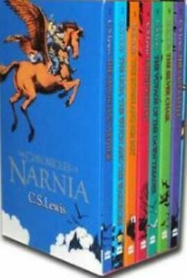 The Complete Chronicles of Narnia ( Boxed Set 7 Books ), C S Lewis, New Book