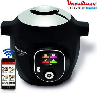 Moulinex Multicuiseur Intelligent Cookeo + Connect Via Application Bluetooth Mul
