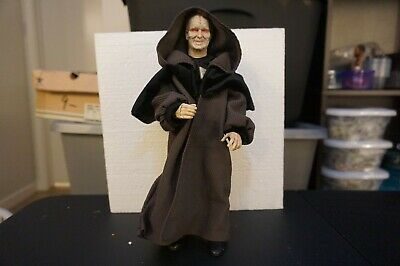 STAR WARS 12 INCH REVENGE OF THE SITH DARTH SIDIOUS Emperor Palpatine