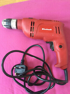 EINHELL Classic Impact Corded Drill ID 650E 650W 13mm  - Long Cord