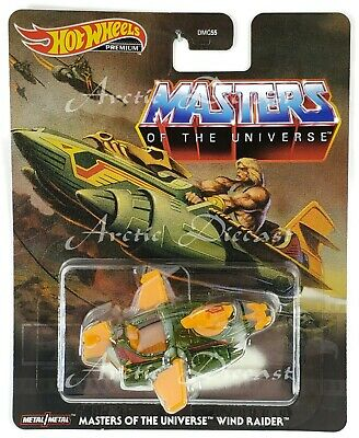 Hot Wheels 2020 Replica Entertainment He-Man Masters of the Universe Wind Raider