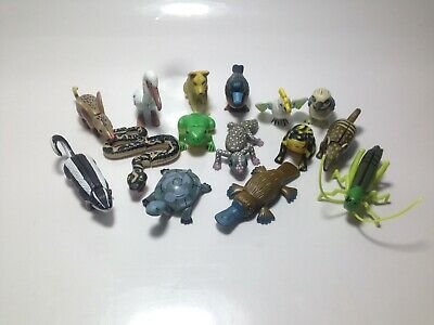 Yowie Toys Series 1 1995 Complete Set of 15