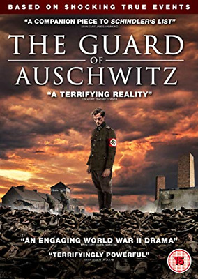 The Guard of Auschwitz [DVD], Good DVD, Sally George,Stephen Boxer,Noeleen Comis