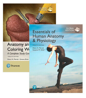 NEW Essentials of Human Anatomy & Physiology, Global Edition + Anatomy and Physi