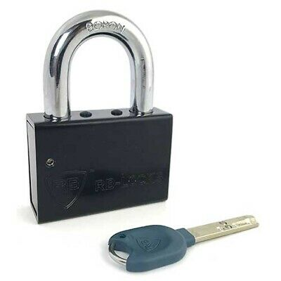 Container Padlock Removable shackle - Same Profile As Mul-t-lock C16 Padlock