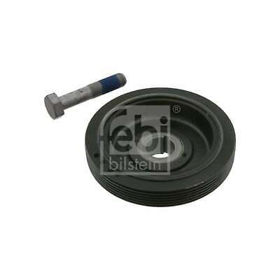 Accessory Belt Pulley Kit Peugeot 106 MK1 1.3 Febi Engine TVD Crankshaft Drive