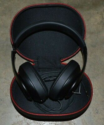 Beats by Dr. Dre Studio 3 Wireless Over the Ear Headphones Matte Black Tested