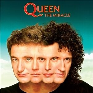 The Miracle (2011 Remaster), Queen, Audio CD, New, FREE & FAST Delivery