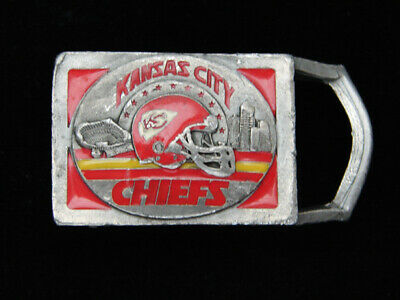 BUCKLES CHIEF PONTIAC DIAMOND CUT CHIEFS HEAD BELT BUCKLE FABULOUSLY DETAILED