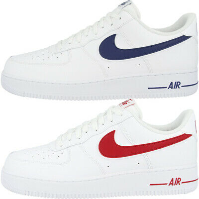 NIKE AIR FORCE 1 '07 3 Men Schuhe Herren Retro Turnschuhe