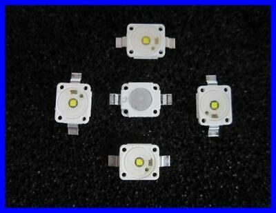 10 pezzi//10 pieces LED Osram Golden Dragon PLUS Lens 4500k NEUTR WHITE LCW w5am