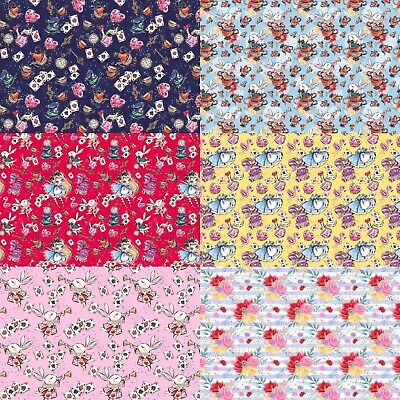 Mickey mouse love Printed canvas fabric sheet A4 sheet hair bow making material