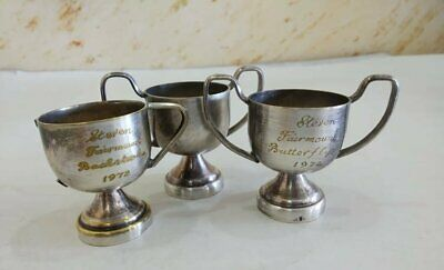 F B Rogers FBR25 Punch Cup 4143027 SILVERPLATE