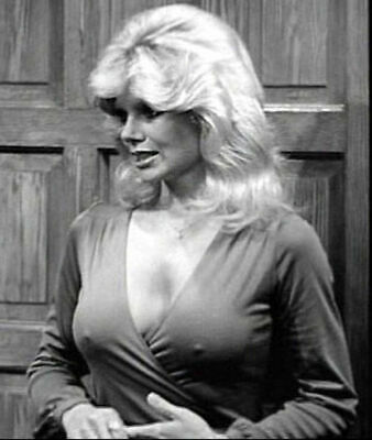 Loni Anderson Sexy Black And White 8x10 Picture Celebrity Print